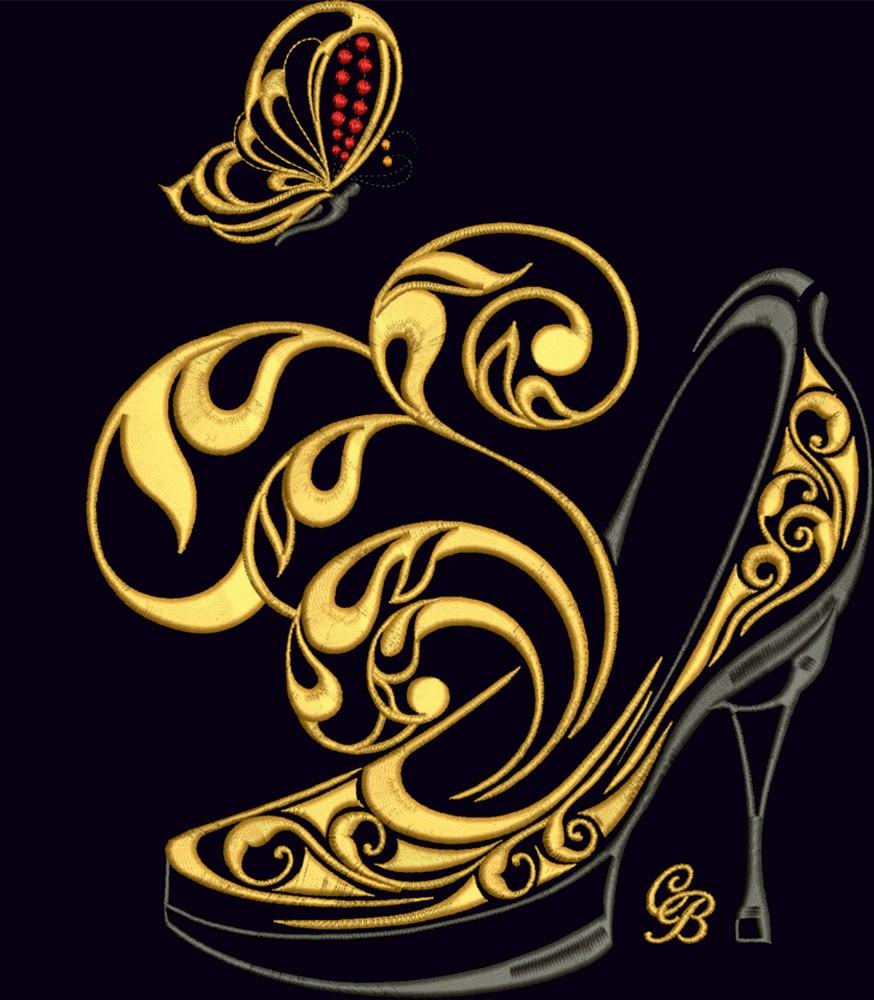 Logo Creativ'broderie